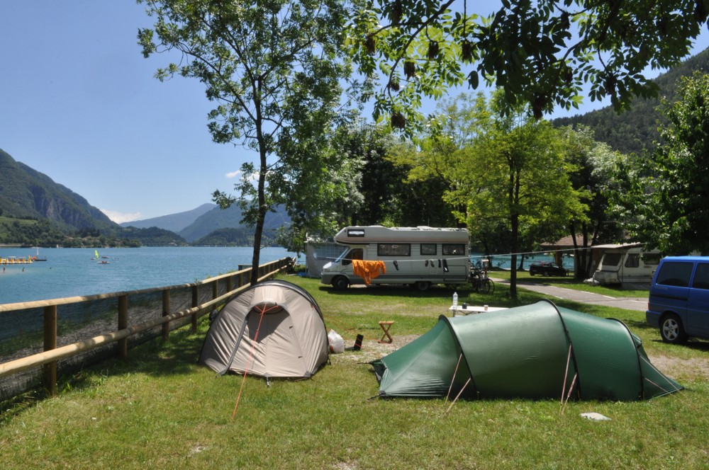 Camping Azzurro Ledro - your funny holiday on lake Ledro